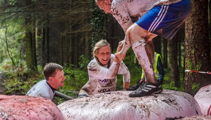 5 Reasons to do the Runamuck Challenge - adventure race ireland
